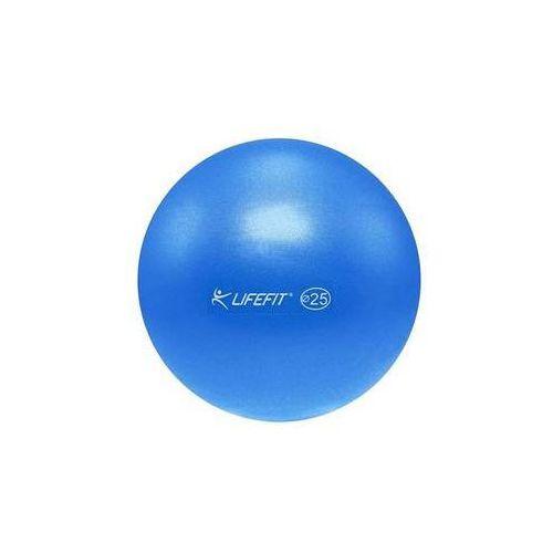 Lifefit Piłka overball 25 cm niebieski
