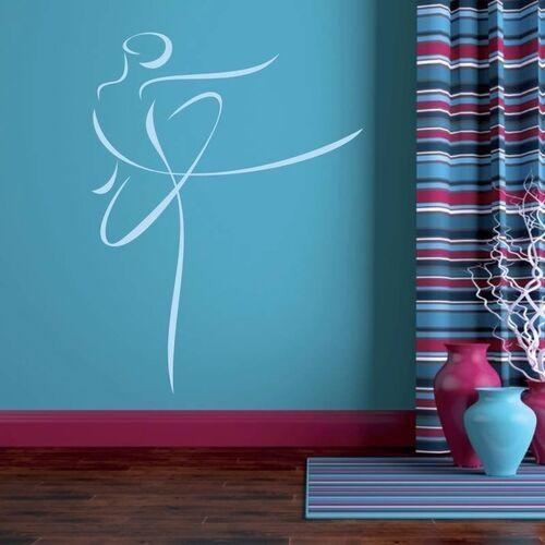 naklejka dekoracyjna balet 2028