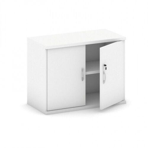 Nadstawka dwudrzwiowa, 800 x 400 x 600 mm, biały marki B2b partner