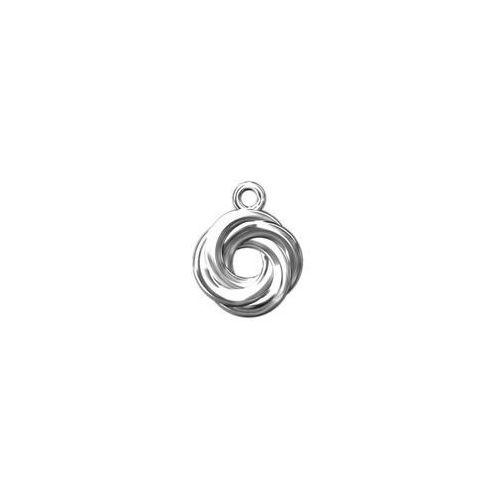Zawieszka Węzeł, srebro 925 S-CHARM 178 - sprawdź w wybranym sklepie