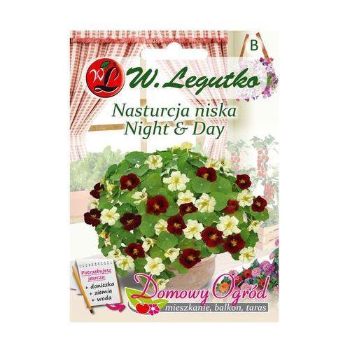 W. legutko Nasturcja niska night & day mieszanka nasiona tradycyjne 5 g