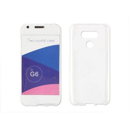 LG G6 - etui na telefon Full Body Slim - biały