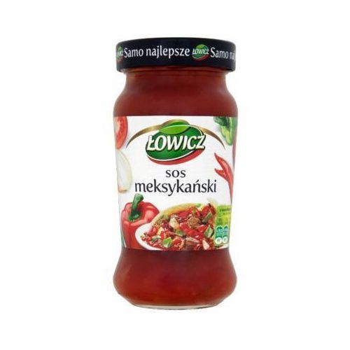 Łowicz  350ml sos meksykański