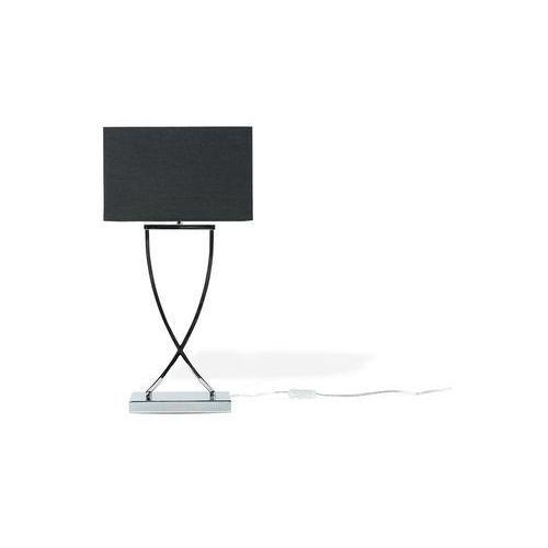 Lampa stołowa czarna YASUNI