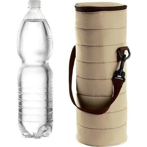Torba termiczna na butelkę handy beżowa marki Guzzini