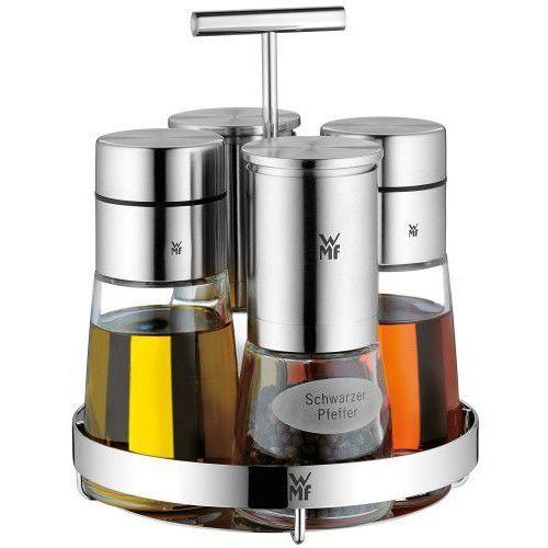 de luxe zestaw 5cz. młynków ceramicznych, cromargan (1) marki Wmf