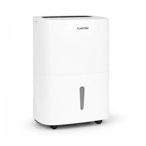 Klarstein Dryfy 20 osuszacz powietrza 20l/24h 420w timer biały