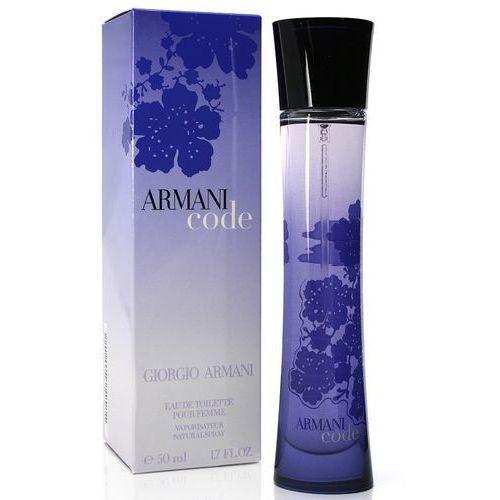 Giorgio Armani Armani Code Woman 50ml EdT