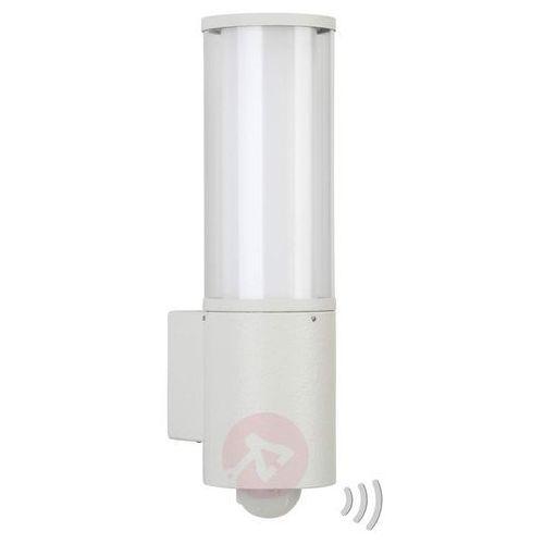 Lampa ścienna gianna biała z czujnikiem ruchu marki Albert leuchten