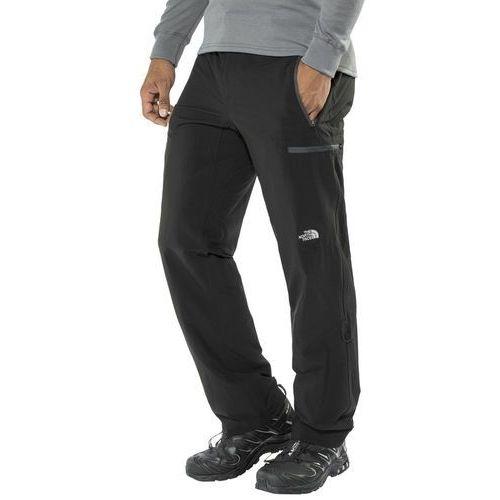 The North Face EXPLORATION Spodnie materiałowe black