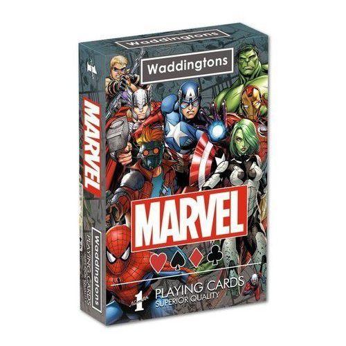 Winning moves Karty do gry waddingtons marvel universe