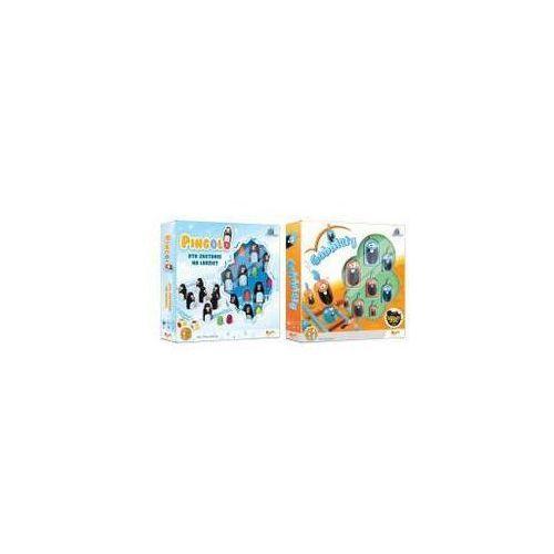 Pakiet gier - gooblety i pingolo marki Foxgames