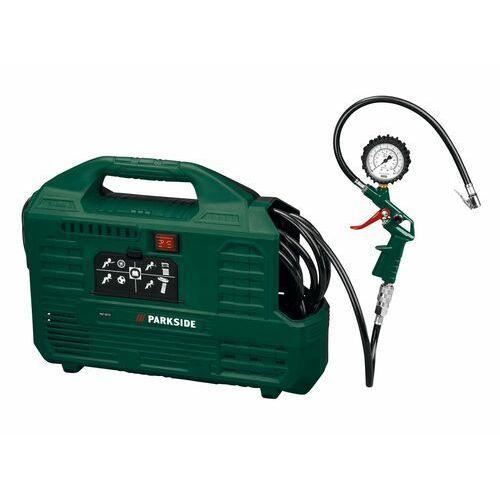 PARKSIDE® Kompresor bezolejowy z manometrem 1100 W