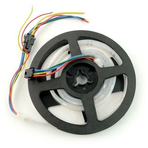 Pasek led rgb sj-10030-apa102c - cyfrowy, adresowany - ip65 30 led/m, 7,2w/m, 5v - 1m marki Oem