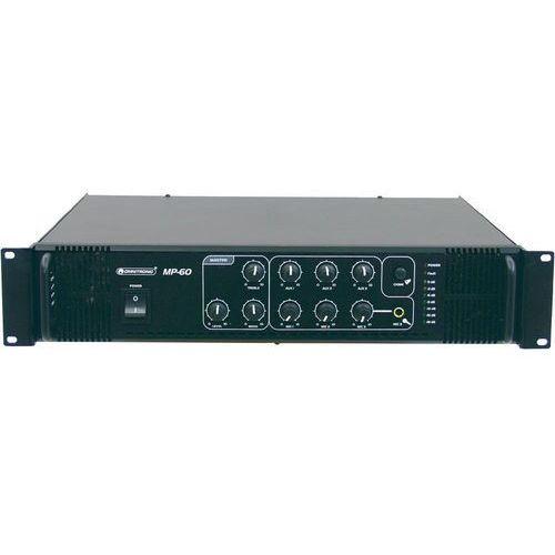 Mikser-wzmacniacz Omnitronic MP-60 PA - sprawdź w wybranym sklepie