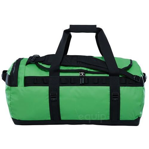 Torba podróżna base camp duffel m ne - classic green / tnf black marki The north face