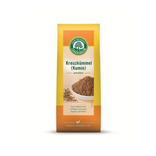 Kmin rzymski mielony bio 40 g - lebensbaum marki Lebensbaum (przyprawy, herbaty, kawy)