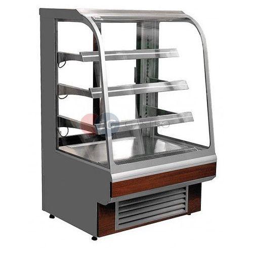 Juka Lada/witryna cukiernicza neutralna zamknięta tosti z 900x750x1395 h ts/z 90/ne