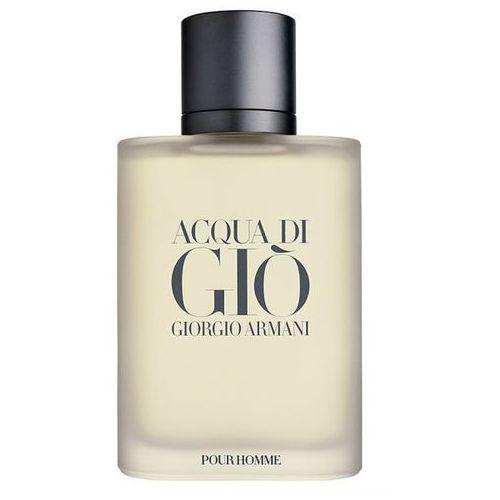 acqua di gio pour homme edt 100 ml unbox marki Giorgio armani