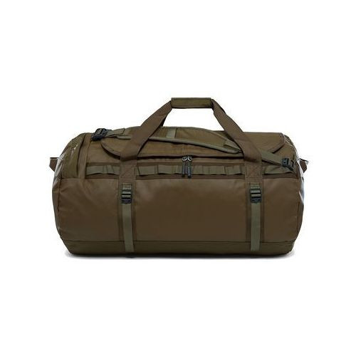 Torba BASE CAMP DUFFEL L - BEECH GREEN/BURNT OLIVE GREEN
