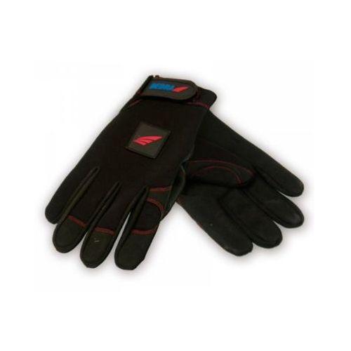 Dedra Rękawice robocze hand pro-tekt bh1002xl czarny (rozmiar xl)