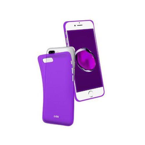 Sbs  cool cover tecoolip7ppu iphone 7 plus (fioletowy) - produkt w magazynie - szybka wysyłka!