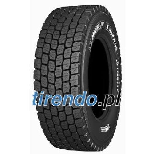 Michelin X MultiWay XD 315/60R225 152L - F, C, 2, 76dB