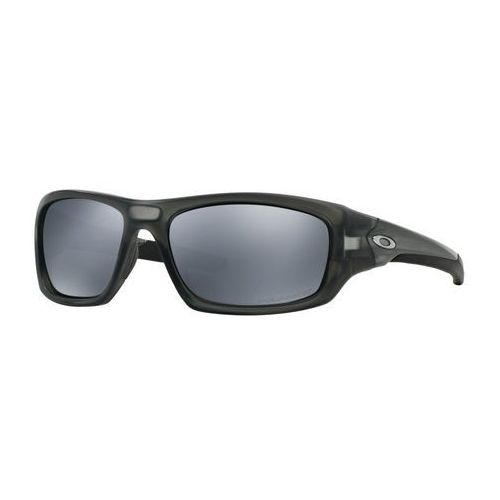 Oakley mężczyzn valve prostokątne okulary przeciwsłoneczne, szary, jeden rozmiar (0700285879543)