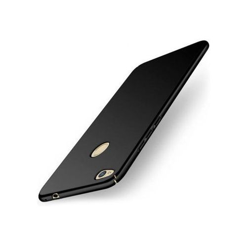 Etui Thin Case do Huawei P8 P9 Lite 2017 Czarne - Czarny