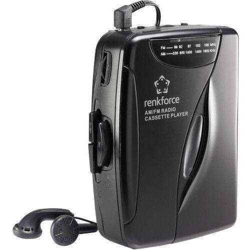 Odtwarzacz kaset Renkforce KW-118C (4016139153056)