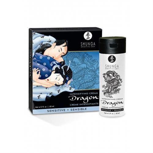 Shunga - Dragon Sensitive Cream 60 ml - sprawdź w wybranym sklepie