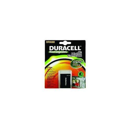 Duracell Akumulator do aparatu 3.7v 750mah dr9688