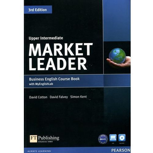 Market Leader Upper Intermediate. Podręcznik + DVD + MyEnglishLab (2012)