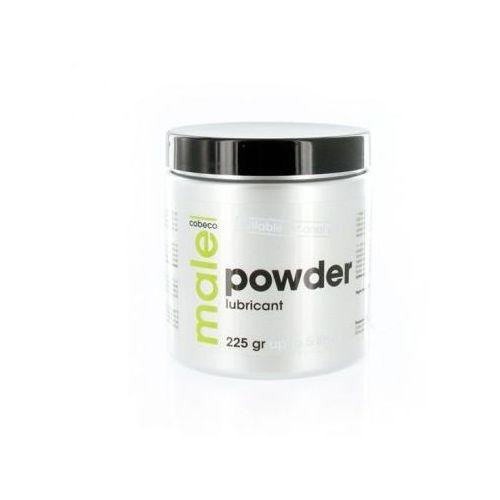 Male! Środek nawilżający w proszku - male powder lubricant 225 gram