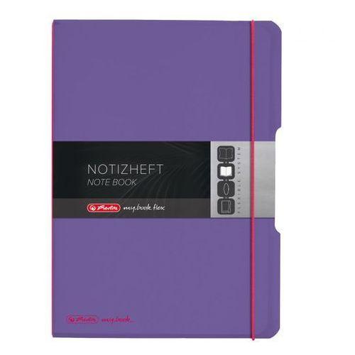 Herlitz Notes my.book flex a4/80k. 11361466 kratka-linia