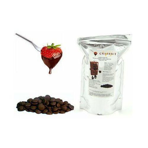 Callebaut Czekolada cappuccino belgijska do fondue oraz fontann | 1 kg
