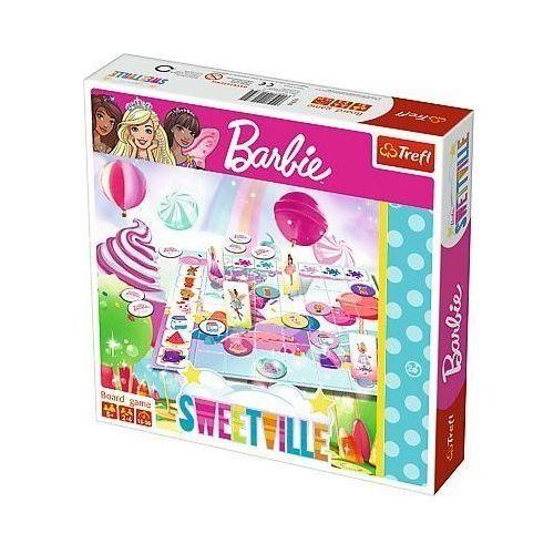 Gra barbie sweetville marki Trefl