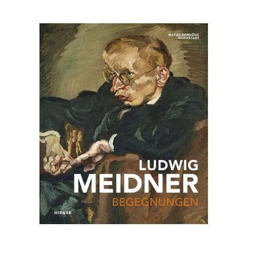 Ludwig Meidner Gutbrod, Philipp (9783777426662)