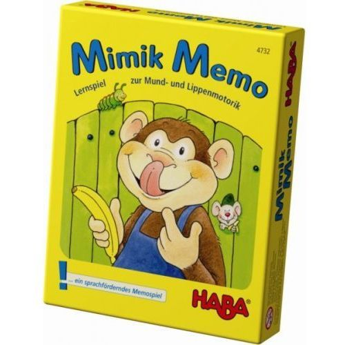 Gra karcianka - Mimika (pamięciowa), HB4732 (8421115)