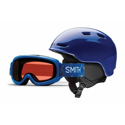 Smith Kask - zoom jr/gambler cobalt (5bk) rozmiar: 53/58