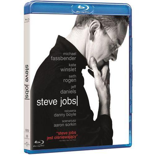 Steve Jobs Blu ray, towar z kategorii: Pozostałe filmy