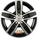 Autec Felga aluminiowa quantro 17 7 5x130 - kup dziś, zapłać za 30 dni