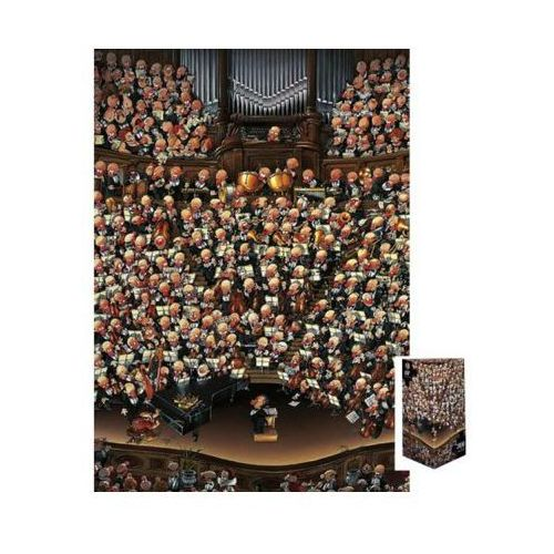 Heye  2000 el. orchestra, loup t