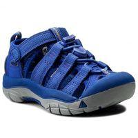 KEEN Dziecięce sandały Newport H2 K US 12 (30 EU), niebieski, kolor niebieski