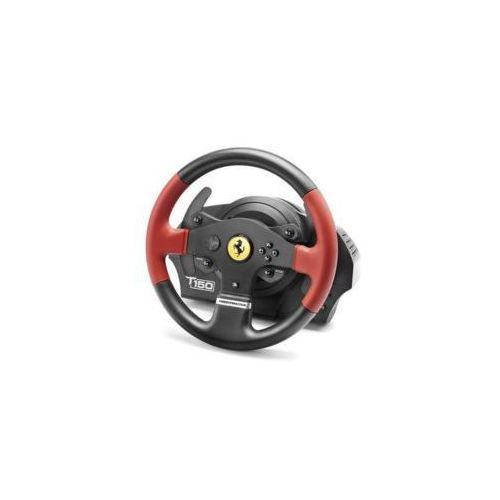 Kierownica Thrustmaster T150 Edycja Ferrari PS4/PS3/PC (4160630) Szybka dostawa! Darmowy odbiór w 20 miastach!