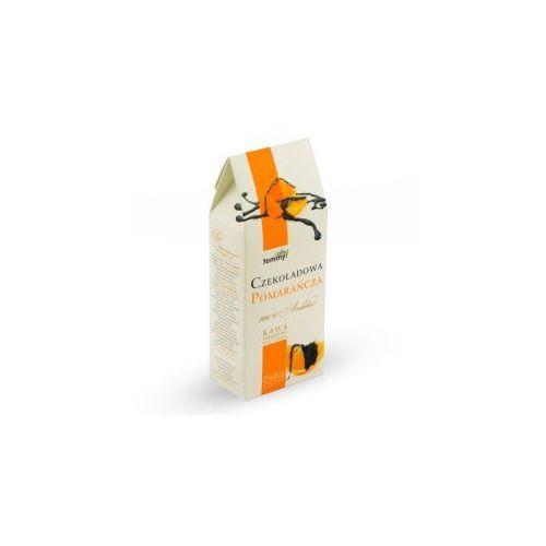 Tommy cafe Kawa smakowa czekoladowa pomarańcza box mielona