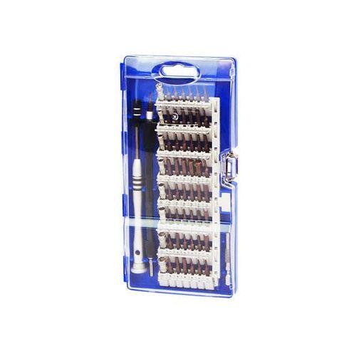 Xtreme Zestaw śrubokrętów precyzyjnych wkrętaków 60 elementów (5900804106326)