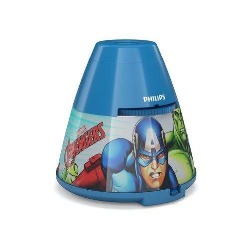 Philips Projektor i lampka nocna 2w1 avengers 71769/35/p0 (8718696160619)
