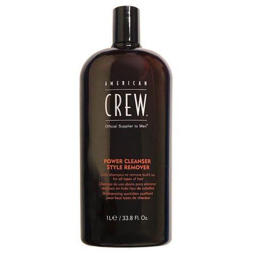 power cleanser style remover | szampon oczyszczający 1000ml marki American crew