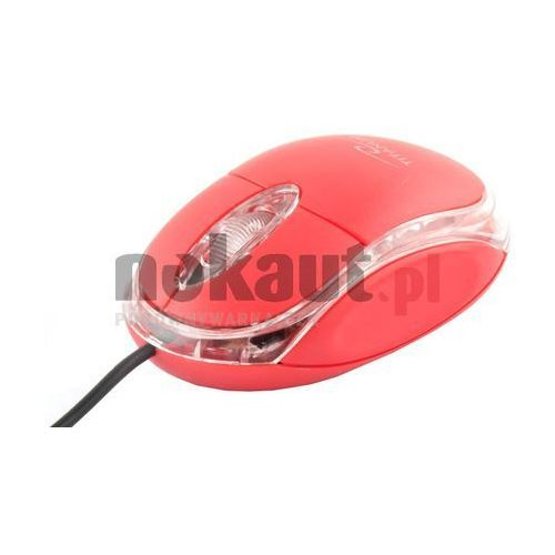 Mysz przewodowa tm102r raptor usb red 1000dpi marki Esperanza